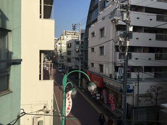 荻窪武蔵野マンション 眺望