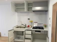 荻窪武蔵野マンション キッチン