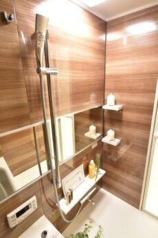 大井町ハイツ 浴室