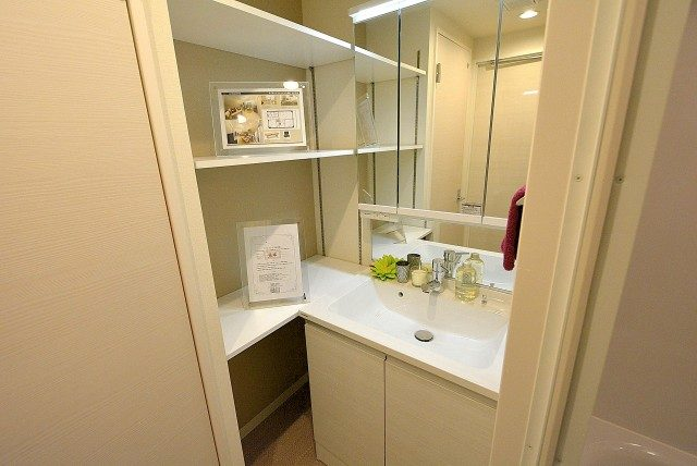 ライオンズマンション上北沢502号室 洗面 (2)