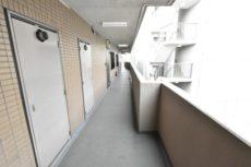 マイキャッスル大井町Ⅱ 玄関