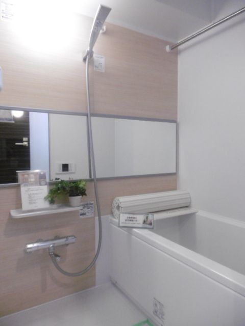 赤坂コーポ608 バスルーム