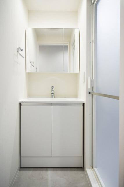 目白武蔵野マンション 洗面室