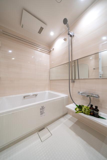 クレッセント麻布Ⅱ 浴室