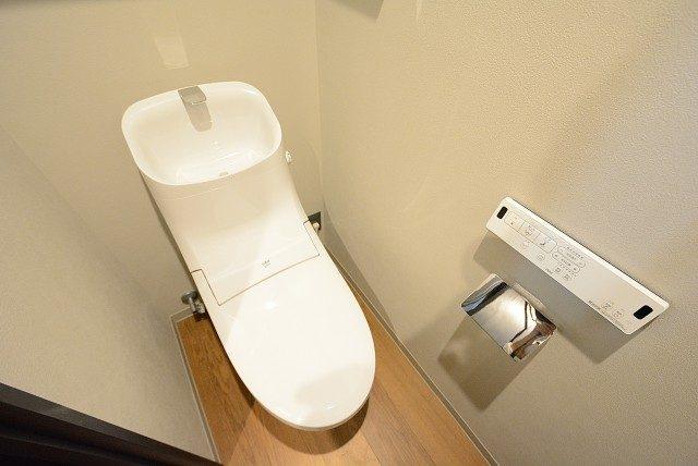 ストークメイジュ トイレ