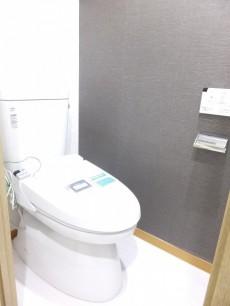 藤和シティスクエア三田ノースウィング トイレ