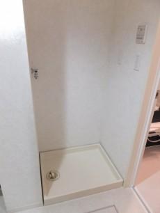藤和シティスクエア三田ノースウィング 洗濯機置場