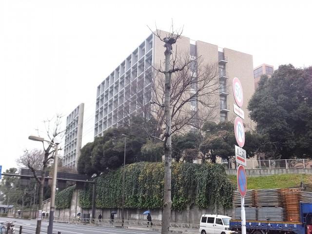 藤和シティスクエア三田ノースウィング 慶應