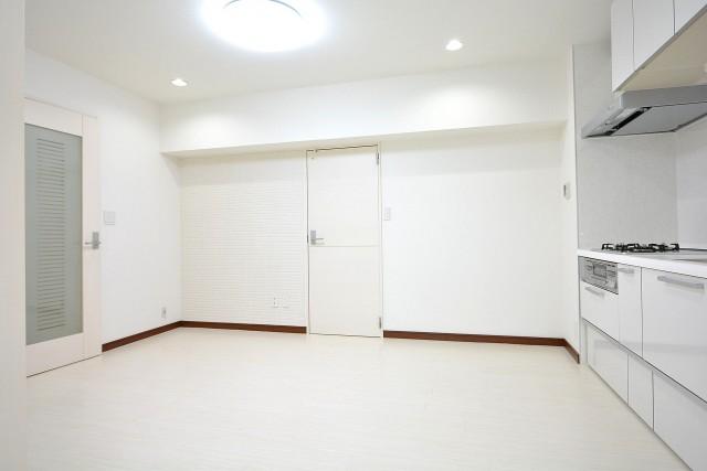 シャンボール原宿 ダイニングキッチン