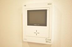 上馬フラワーホーム TVモニター付きインターホン