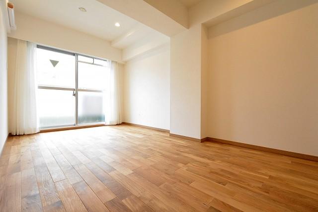 江戸川橋ダイヤハイツ 8.3帖のベッドルーム