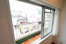 江戸川橋ダイヤハイツ 5.2帖のベッドルーム