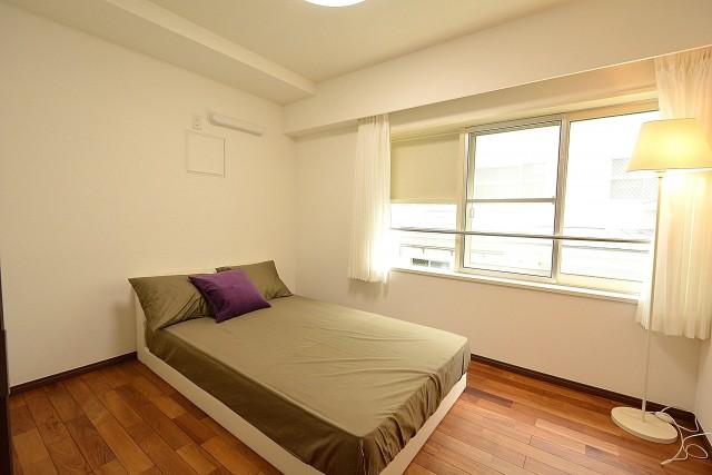目黒コーポラス 5.4帖のベッドルーム