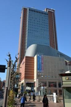 上馬フラワーホーム キャロットタワー