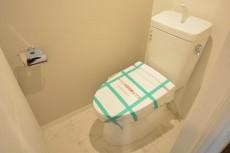 自由ヶ丘フラワーマンション ウォシュレット付きトイレ