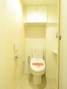 フォルスコート学芸大学 ウォシュレット付きトイレ