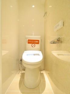 月島ローヤルコーポ トイレ