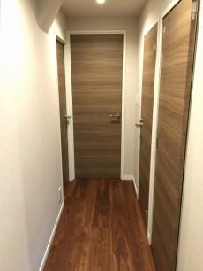 中野東豊マンション 廊下