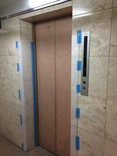 中野東豊マンション エレベーター