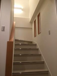エザンス高井戸 階段