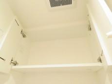 キクエイパレス上野毛 トイレの吊戸棚