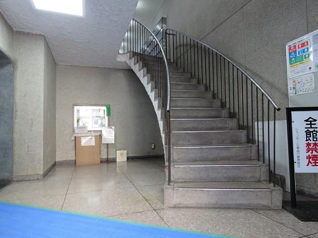 シャンボール南品川 エントランスホール