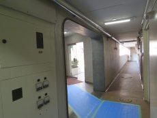 シャンボール南品川 共用廊下