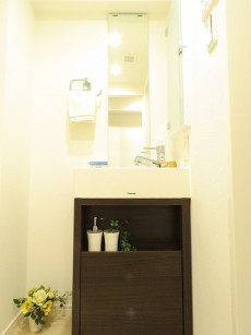 ハイネス麻布 洗面化粧台