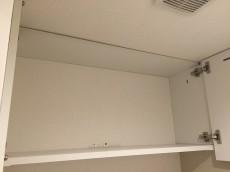 フラット田園調布 トイレ収納