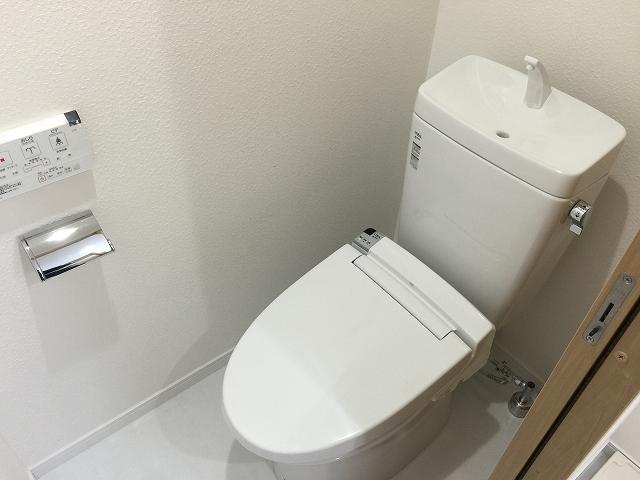 ライオンズマンション北新宿 トイレ
