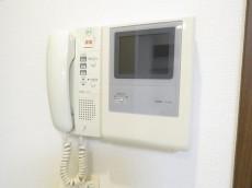 モアグランデ浜松町 TVモニター付きインターホン