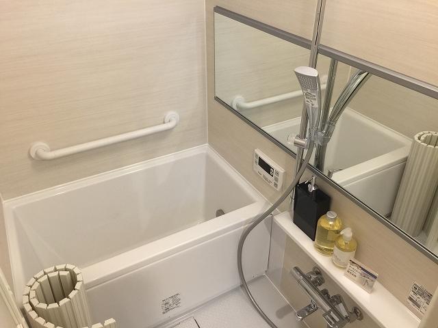東中野コーポラス バスルーム