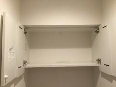 ライオンズマンション碑文谷第2 トイレ収納