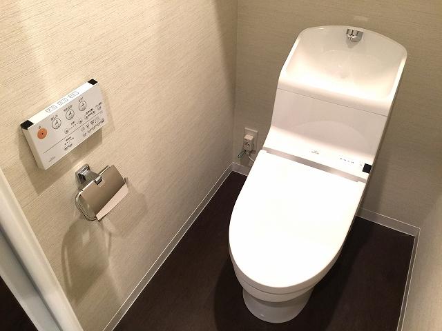 ベルテ中野江古田 トイレ