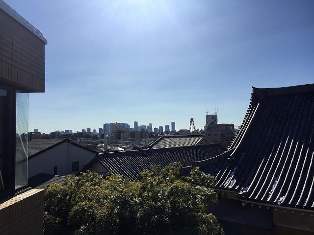 ベルテ中野江古田 眺望