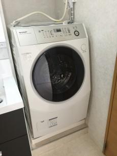 ライオンズマンション荻窪 洗濯機