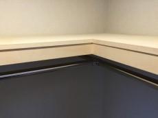 ヴィラロイヤル代々木 洋室約8.3帖収納