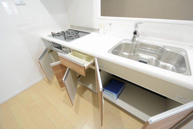松見坂武蔵野マンション キッチン