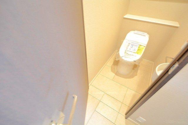 クオリア神南フラッツ トイレ