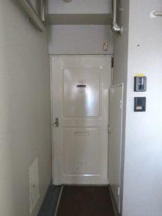 シャンボール南品川 玄関扉