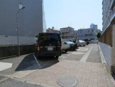シャンボール南品川 駐車場