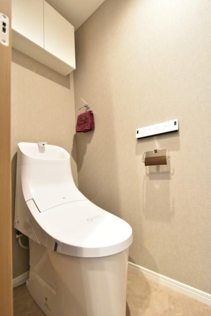 秀和代々木レジデンス トイレ