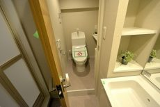 烏山南住宅1号棟713号室 トイレ (3)
