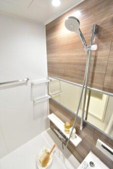 ダイアパレス目黒本町 浴室
