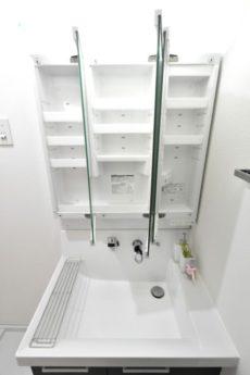 トーカンマンション駒込 洗面室