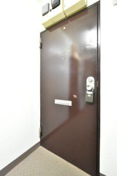 トーカンマンション駒込 玄関
