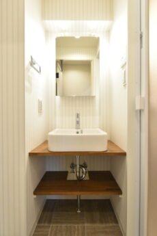 池袋ダイカンプラザ 洗面室