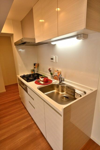 宮園キャピタルマンション キッチン