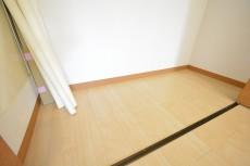赤坂アーバンライフ 6帖洋室のクローゼット