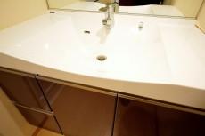 赤坂ハイツ サニタリールーム 洗面台